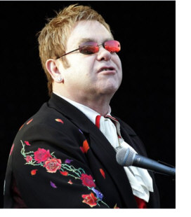 If Elton John ruled the world…