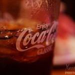 coca cola at Texas Roadhouse