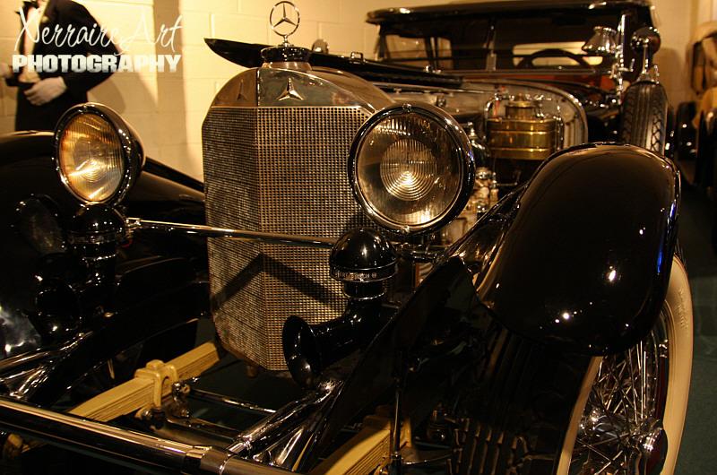 1927 mercedes benz