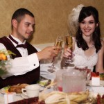 toast to the bride and groom