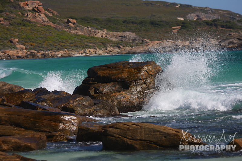splash down south in Western Australia