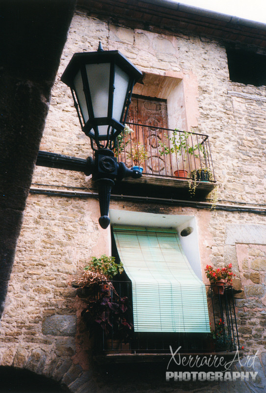 Lascuarre Balcony